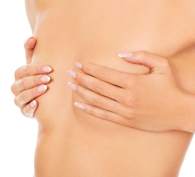 Aumento mamario con grasa propia